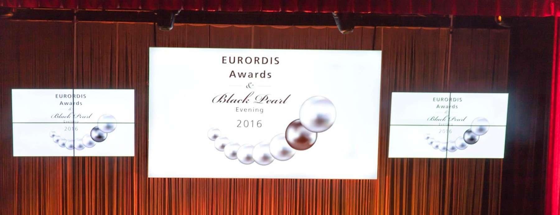 '5th EURORDIS Awards Ceremony'