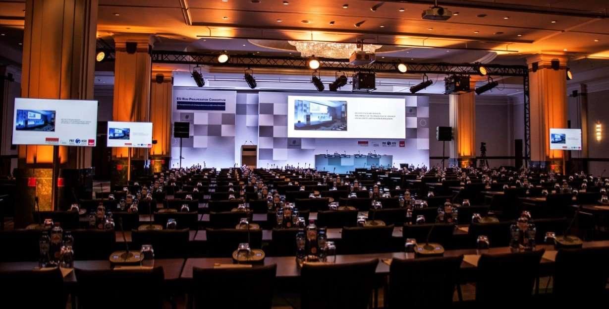 De 5de 'EU Non-Proliferatie en Ontwapening Conferentie'