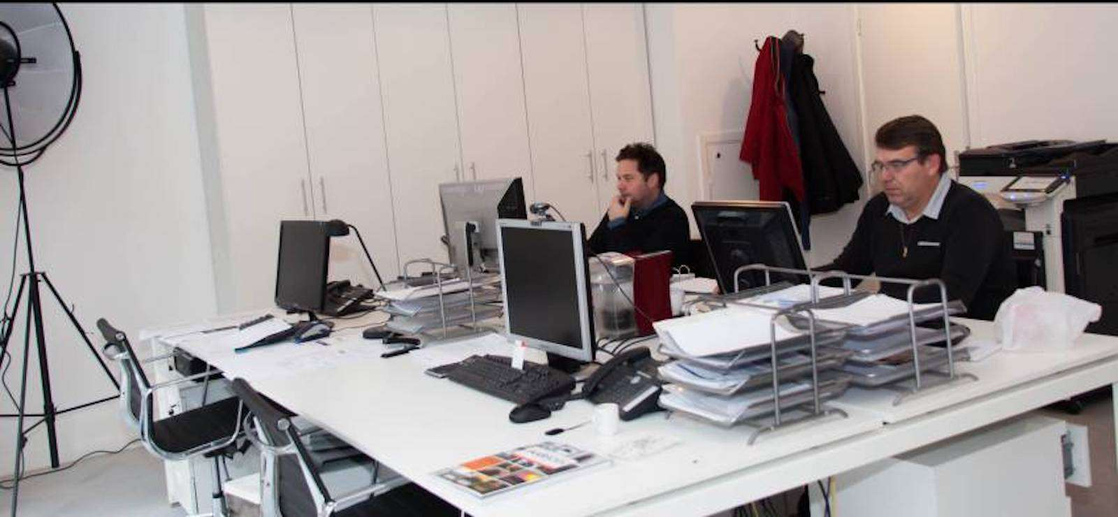 New offices at our Brussels HQ