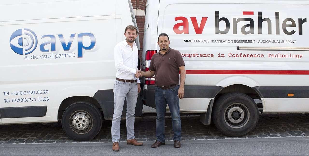 AVP neemt 'AV Brähler' over