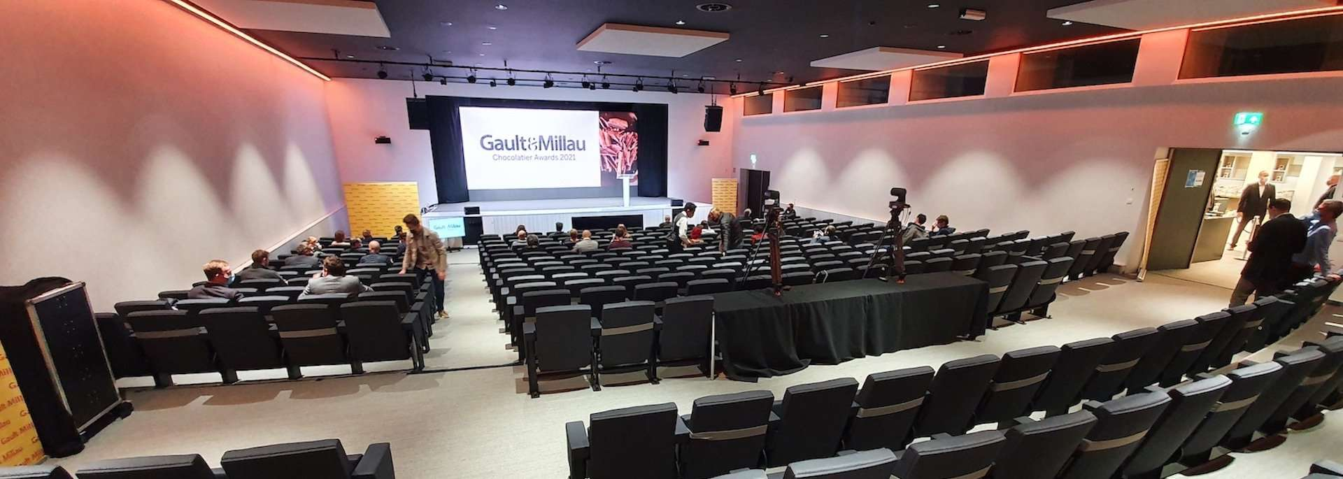 18th 'Gault & Millau Awards' & 'Launch Belux Guide 2021'