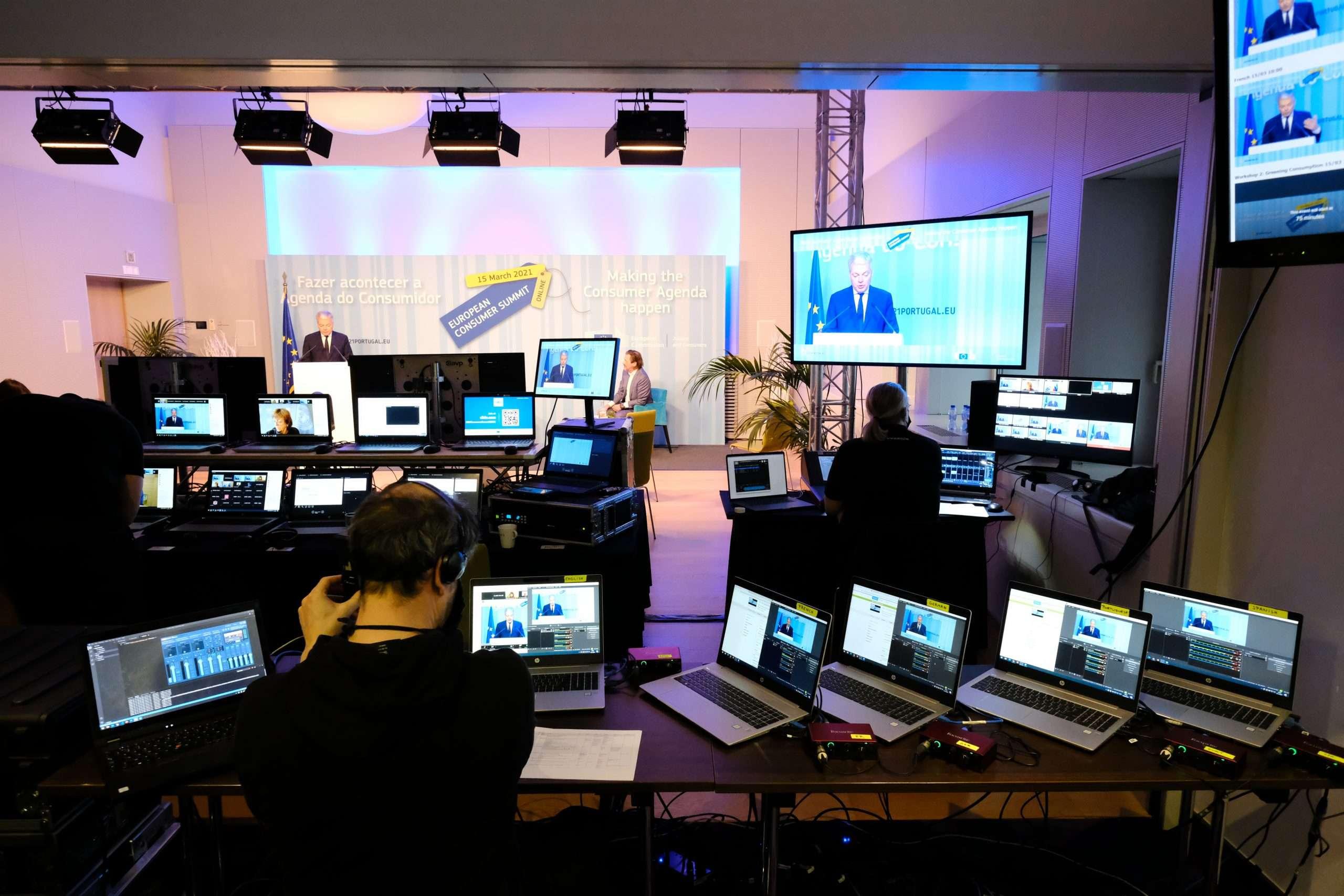 Online 'European Consumer Summit 2021'